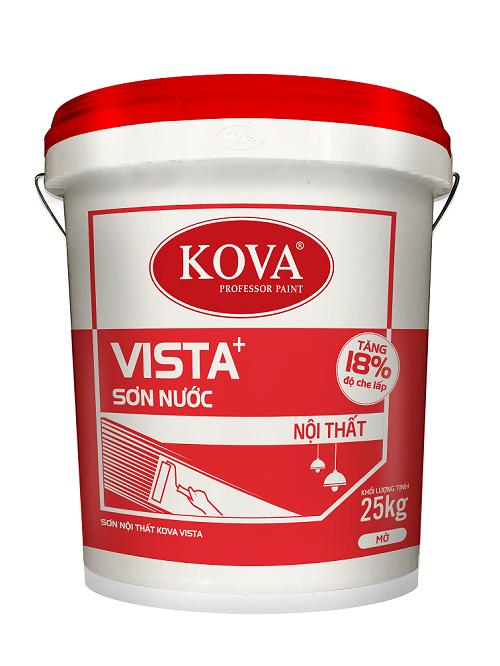 Sơn nội thất KOVA VISTA+