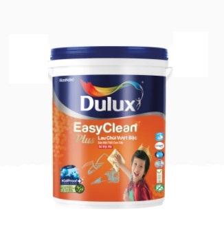 Sơn Dulux EasyClean Plus Lau Chùi Vượt Bậc Bề Mặt Mờ