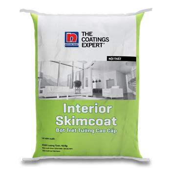 Interior Skimcoat