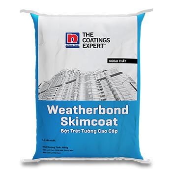 Bột Trét Tường Ngoại Thất Weatherbond Skimcoat